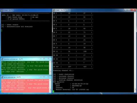 WiFi Channel Utilization Assessment with Sniffer (WARP)