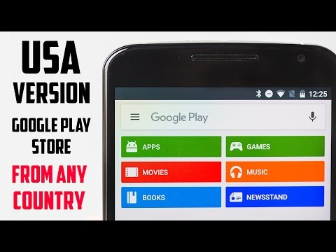 How To Access US Google Play Store From Any Country | No Root