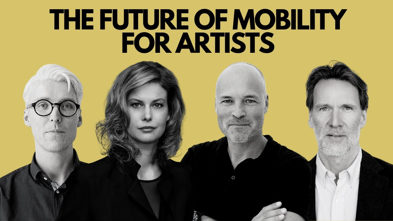 How the mobility of artists will change after Covid-19 - Expert Panel (2020)