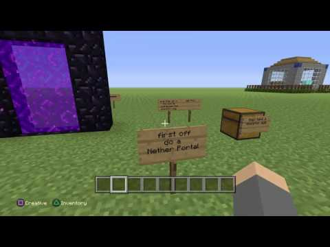 Minecraft: PlayStation®4 Edition How to Spawn a Wither Skeleton