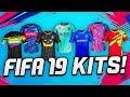FIFA 19 NEW KITS & PACKS (57 KITS)