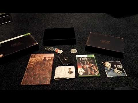 Fallout: New Vegas Collector's Edition Unboxing