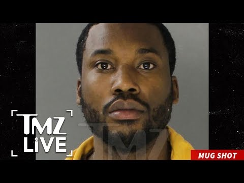 Meek Mill Check Into Prison | TMZ Live
