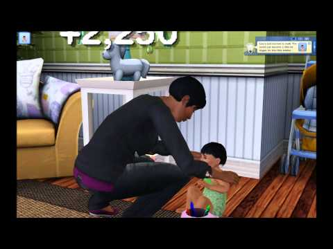 Hack So Sims 3 Toddlers Learn Skills Super Fast