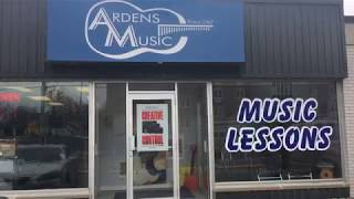 A Tour Of Arden's Music's Belleville Location.