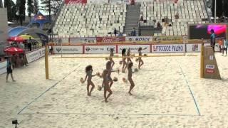 06 Beach volleyball Sochi Open 2015 Semenov-Krasilnikov and Dzyadkou-Kavalenka