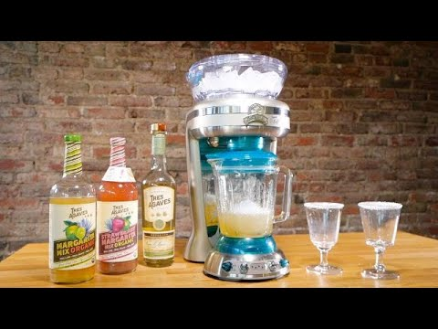 Margarita machine vs. Vitamix blender: Which makes better frozen drinks?