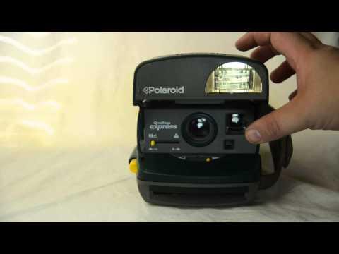 Polaroid 600 Instructional Video