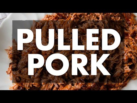Quick and Easy Pulled Pork