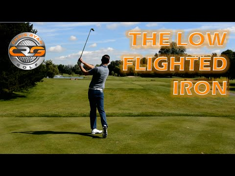 GOLF | THE OPEN | LOW PUNCH IRON SHOT