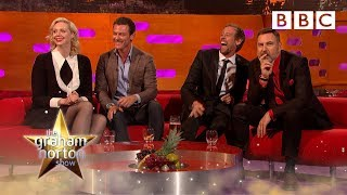 Ultimate weird crushes - The Graham Norton Show - BBC