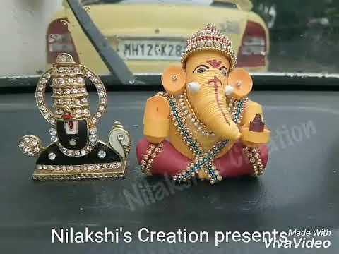 Quilling Ganesha
