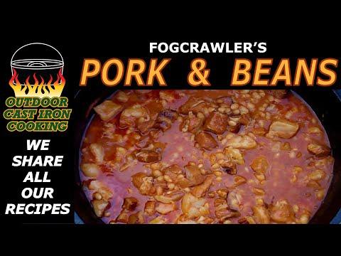 Fogcrawler's Pork & Beans