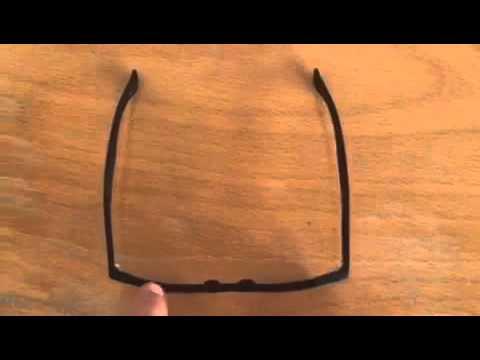 Frame Adjustment: Crooked Frames