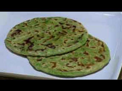 Green Peas Stuffed Parathas (Mutter or Batani Paratha)