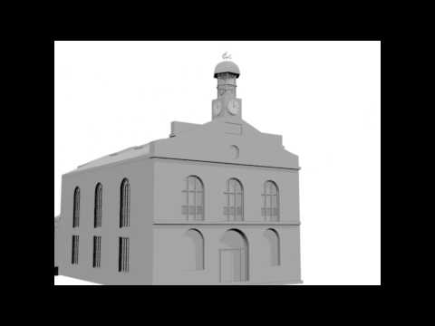 The Old Chapel  -  3D model