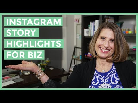 How To Use Instagram Story Highlights
