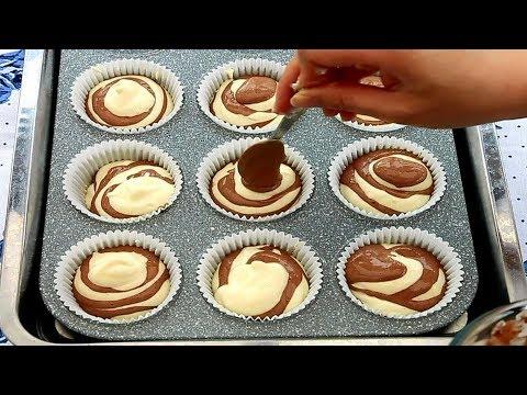 Super Soft & Fluffy Zebra Cupcake
