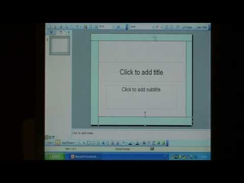 Computer Skills & Shortcuts : How to Add Custom Slide Borders in PowerPoint