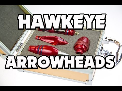 How to make HAWKEYE ARROW HEADS from the Avengers movie