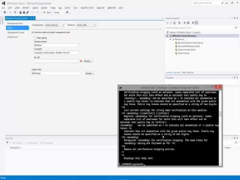 Management Pack Development, Creating a Management Pack Solution, Module 3