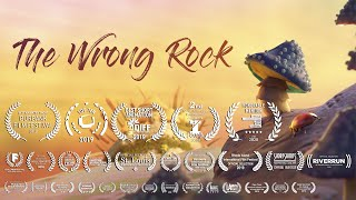 """""""The Wrong Rock"""" by Michael Cawood @ HEROmation Award Winning CGI Animated Short Film"""