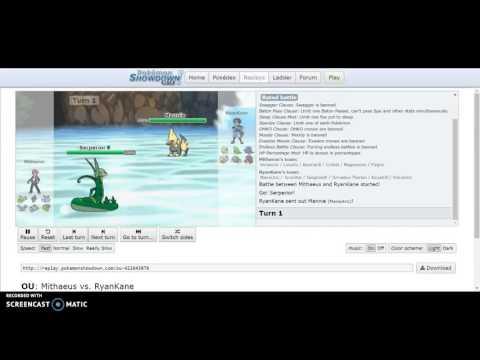 Pokémon Showdown #2 : LE SWEEP DE M-GALLAME ET M-MANECTRIC