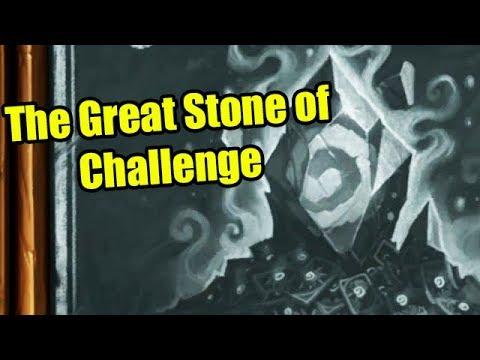 Hearthstone Tavern Brawl: The Great Stone of Challenge