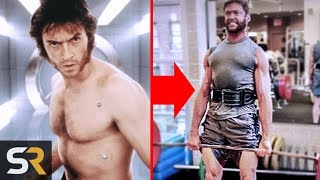 10 Actors Who Made Shocking Transformations For One Role! Part 2!
