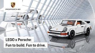 LEGO Porsche 911: Fun to Build, Fun to Drive
