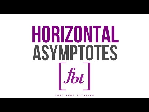 Rational Functions: How to Find and Graph Horizontal Asymptotes [fbt]