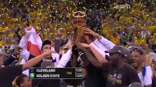 Cleveland Cavaliers at Golden State Warriors | June 12, 2017