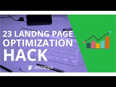 Landing Page Optimization Tips to Boost Conversion Rate Immediately