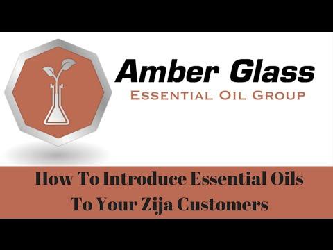 Introducing AMÉO Oils to your Zija Customers