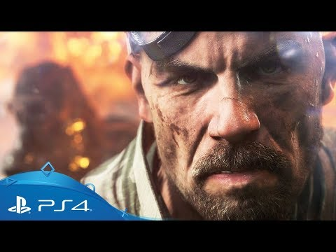 Battlefield 5 | Official Reveal Trailer | PS4