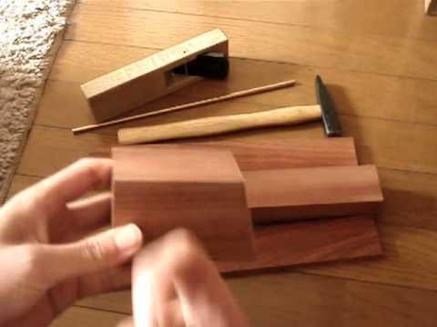 How to make a Krenov style plane pt. 1/2