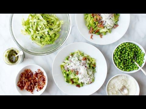 Asparagus Noodles
