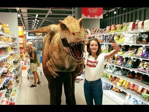 real size animatronic dinosaur costume adults