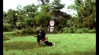 opening Silek Harimau Minangkabau Edwel Yusri
