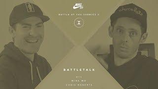 BATB X | BATTLETALK: Week 9 - with Mike Mo and Chris Roberts