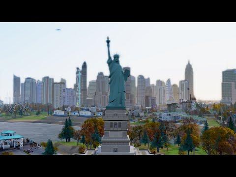 SimCity New York City build