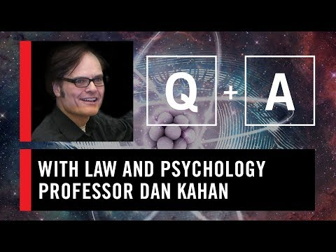 WS CONNECT Q & A with  Dan Kahan