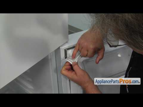 Refrigerator Fresh Food Door Gasket (part #WR24X10236) - How To Replace