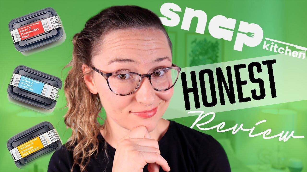 Snap Kitchen Review | HONEST Pros & Cons