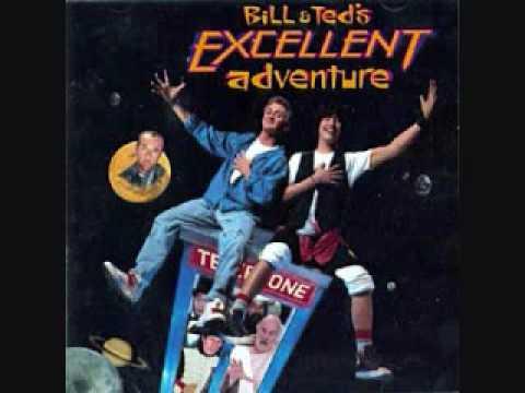 Big Pig - I Can't Break Away (Bill&Ted's Exellent Adventure)