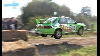 Best of Rallye 2017 [HD] - IMPRESSIVE Jumps & HISTORIC Cars