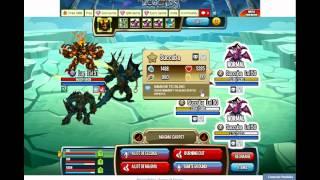 Monster Legends Vadamagma Legendary dragon lvl up from 85-100