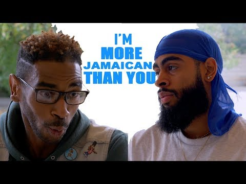 I'm More Jamaican Than You ft. 4 YALL ENT I DT Skit