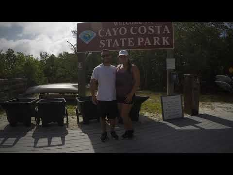 Camping in Cayo Costa