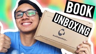 MY FIRST BOOK DEPOSITORY UNBOXING